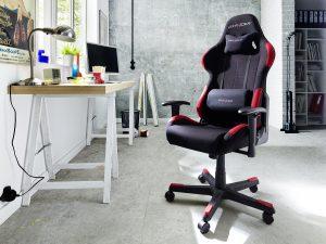 Gaming Stuhl im Einsatz