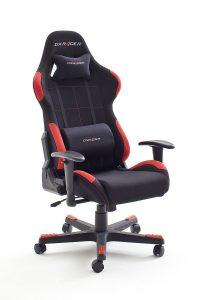 Gaming Sessel DXRacer 1 rot